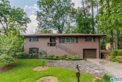 Homewood Single Family Home For Sale: 702 Warwick Rd