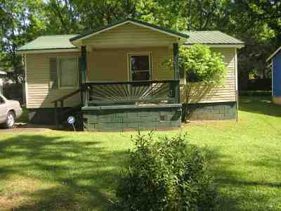 Talladega Single Family Home For Sale: 513 Lawrence St