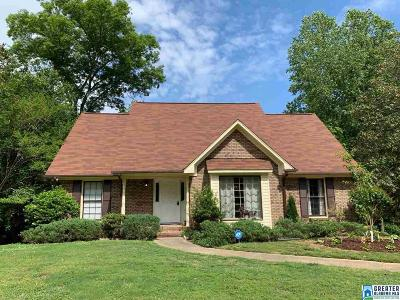 Gardendale Single Family Home For Sale: 949 Brookridge Dr