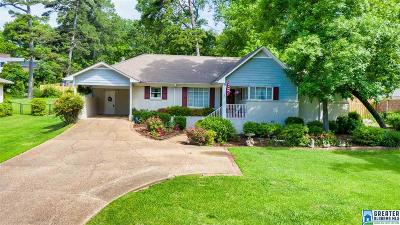 Vestavia Hills Single Family Home For Sale: 1808 Laurel Rd