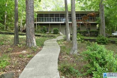 Clay County, Cleburne County, Randolph County Single Family Home For Sale: 173 Longshore Dr