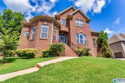 Hoover Single Family Home For Sale: 1109 Rushing Parc Dr