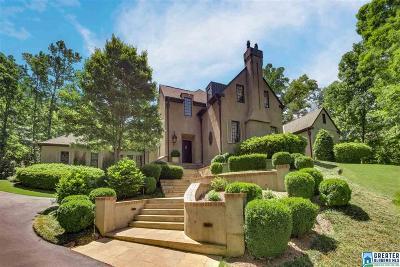 Vestavia Hills Single Family Home For Sale: 7481 Kings Mountain Rd