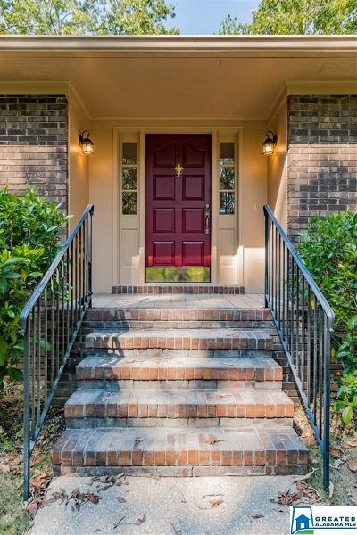 Single Family Home For Sale: 5412 Caldwell Mill Rd