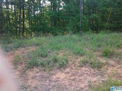 Pell City Residential Lots & Land For Sale: Sequoyah Rd