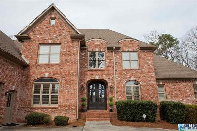 Hoover Single Family Home For Sale: 3001 River Brook Ln