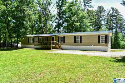 Manufactured Home For Sale: 11045 New Liberty Rd