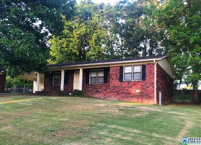 Anniston Single Family Home For Sale: 5507 Wildoak Dr