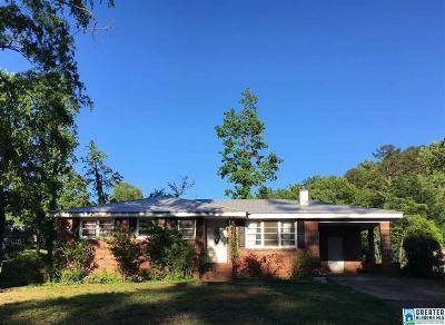 Jacksonville Single Family Home For Sale: 607 9th Ave NE