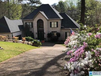 Hoover Single Family Home For Sale: 2001 Lakeside Ln