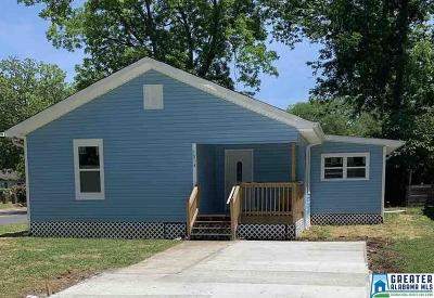 Birmingham Single Family Home For Sale: 1313 Hall St SW