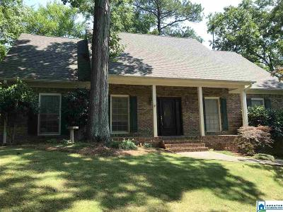 Hoover Single Family Home For Sale: 1906 River Way Dr