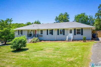 Alabaster Single Family Home For Sale: 825 Burning Tree Trl