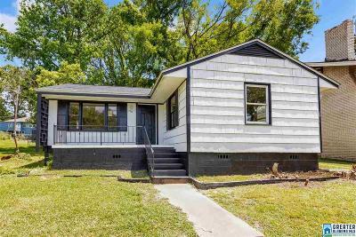 Birmingham Single Family Home For Sale: 2863 Norwood Blvd