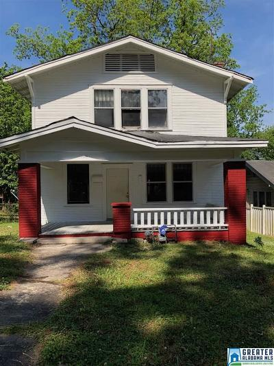 Birmingham Single Family Home For Sale: 2436 Ave S