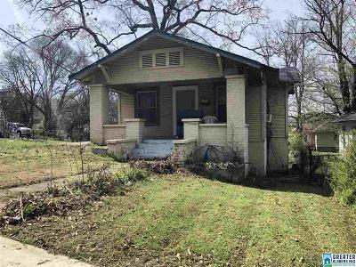 Birmingham Single Family Home For Sale: 2444 Ave S