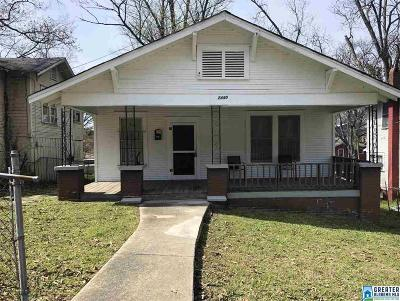 Birmingham Single Family Home For Sale: 2440 Ave S