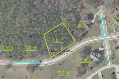 Anniston Residential Lots & Land For Sale: 71 Canaan Cir