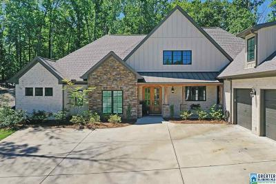 Alabaster Single Family Home For Sale: 201 Maranatha Trl