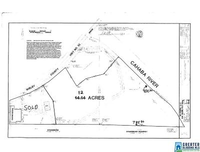 Helena Residential Lots & Land For Sale: 12 Acres Hwy 52