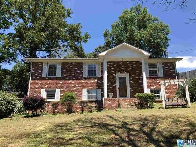 Anniston Single Family Home For Sale: 4620 Linda Ln