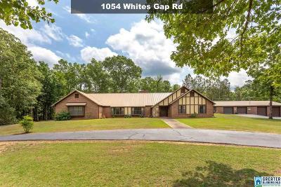Jacksonville Single Family Home For Sale: 1054 Whites Gap Rd SE