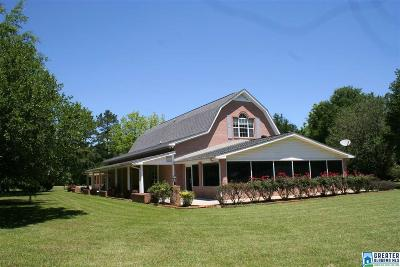 Single Family Home For Sale: 1117 Chancellors Ferry Rd