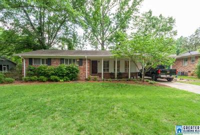 Birmingham Single Family Home For Sale: 1337 Larry Ln