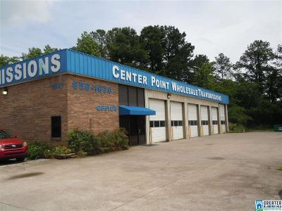 Commercial For Sale: 1541 Center Point Pkwy