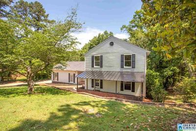 Single Family Home For Sale: 1317 Lakeshore Dr