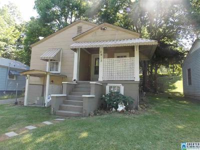 Anniston Single Family Home For Sale: 2913 McKleroy Ave
