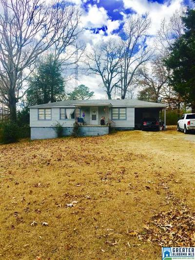 Birmingham Single Family Home For Sale: 1078 Sunhill Rd NW