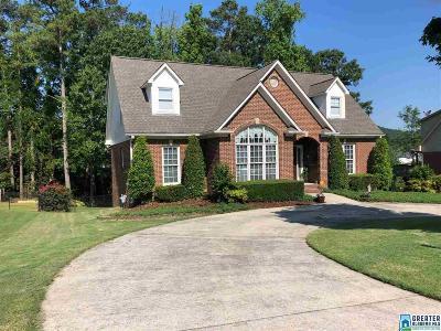 Trussville Single Family Home Contingent: 7026 Arbor Ln