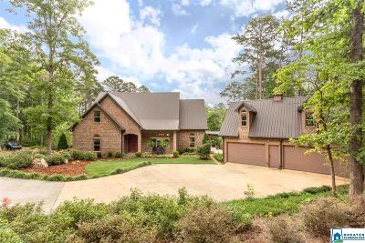 Pell City Single Family Home For Sale: 20 Lakeside Valley Dr