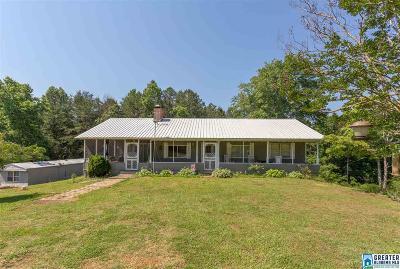 Pell City Single Family Home For Sale: 590 Dogwood Estates Rd