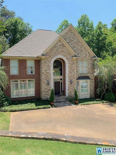 Vestavia Hills Single Family Home For Sale: 1701 Indian Creek Dr
