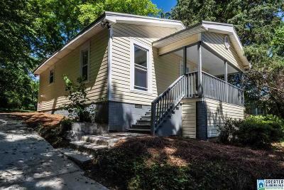 Birmingham Single Family Home For Sale: 706 64th Pl S
