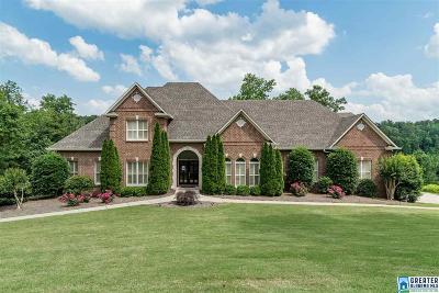 Trussville Single Family Home For Sale: 8711 Carrington Lake Ridge
