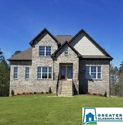 Odenville Single Family Home For Sale: 9010 Brookhaven Ln