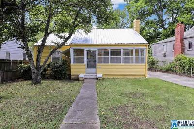 Birmingham Single Family Home For Sale: 7024 2nd Ave S