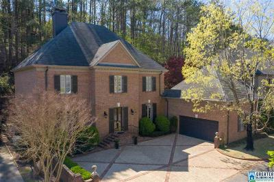 Mountain Brook Single Family Home For Sale: 70 Cross Creek Dr