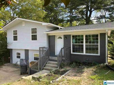 Gardendale Single Family Home For Sale: 515 Virginia St