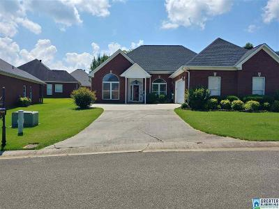 Gardendale Single Family Home Contingent: 221 Ashford Dr