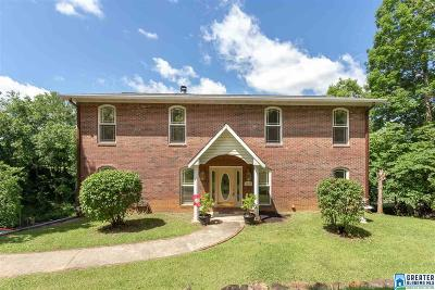 Ohatchee Single Family Home For Sale: 1981 Mohawk Cliff Rd
