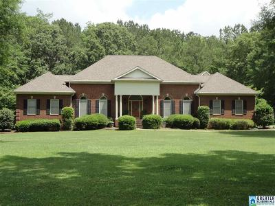 Talladega Single Family Home For Sale: 35 S Oak Ln