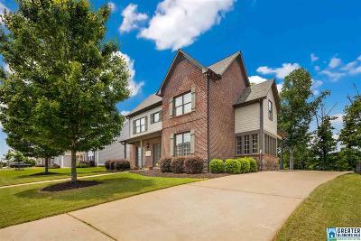 Trussville Single Family Home For Sale: 520 Lake Ridge Dr