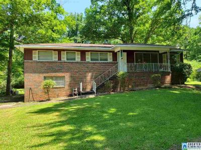 Birmingham Single Family Home For Sale: 372 Merrywood Dr