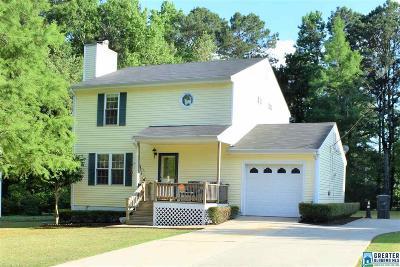 Birmingham AL Single Family Home For Sale: $144,900
