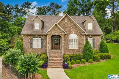 Trussville Single Family Home For Sale: 6706 Rivercrest Dr