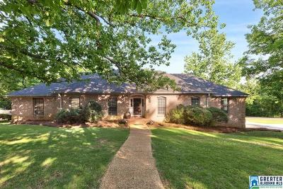 Mountain Brook Single Family Home For Sale: 2903 N Woodridge Rd